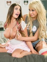 August Ames, Janice Griffith & Carmen Caliente sisters divided